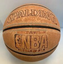 "Spalding NBA Ultimate Indoor Outdoor Basketball Ball 27.5"" Youth Size"