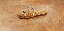 New! Giuseppe Zanotti Lips 3-Band Flat Slide Sandal Womens 6 US 36 Eur MSRP $750