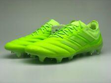 ADIDAS Copa 20.1 FG personalisierbare Fußballschuhe grün Nocken FV3627 gratis ID