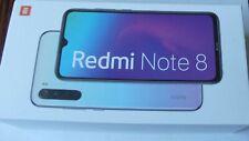 """Xiaomi Redmi Note 8 6.3"""" 128GB 4GB RAM -Neptune Blue"""