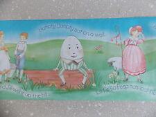 FINE DECOR BOYS GIRLS KIDS CHILDRENS BABYS NURSERY RHYME WALLPAPER BORDER