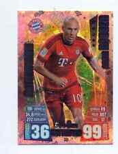 Match Attax 2015/16 Bundesliga Matchwinner Robben Nr. 369 siehe scann #229