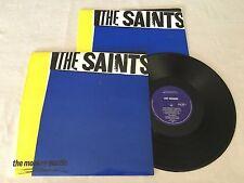 THE SAINTS THE MONKEY PUZZLE + INSERT 1980 AUSTRALIAN RELEASE LP