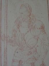 ap Albrecht DÜRER (1471-1528) INCUNABLE Litho STRIXNER LIVRE PRIERE MAXIMILIEN c