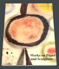 WORKS ON PAPER AND SCULPTURE, Waddington Galleries 1993, 50 Exhibits, Exhibition