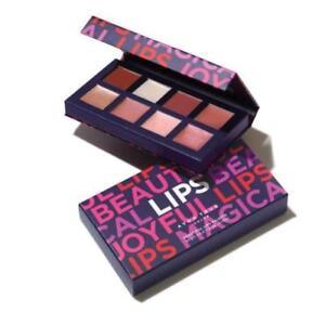 AVON TRUE COLOR Beautiful Lips Palette 8 Lip Gloss Colors-Mirror&Magentic Close