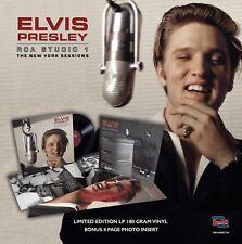 Elvis RCA Studio 1 TNYS + Loving You + Girls Girls Girls ALL 3 LPs New & Sealed!