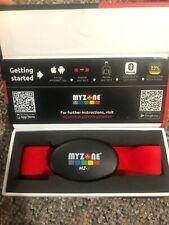 MyZone MZ3 Run Jog Activity Belt Bluetooth Heart Rate Calories Tracker & Charger