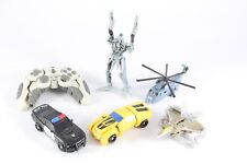 Transformers MOVIE LEGGENDE Bumblebee Blackout BARRICATA STARSCREAM Megatron