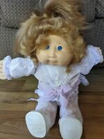 1978 1982 Cabbage Patch Girl Doll
