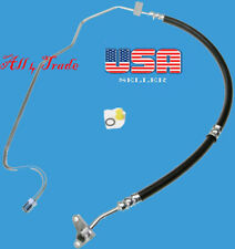 Power Steering Pressure Line Hose Assembly Fit: ACCORD 2003-2007  I4 2.4L