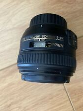 Nikon Nikkor AF-S 50mm f/1.4 G Lente