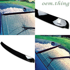 Painted BMW E46 2D COUPE A Type REAR ROOF WING SPOILER 05 328Ci 330Ci 325Ci M3
