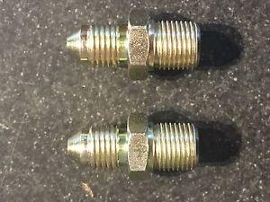 "Bias / proportioning valve fittings 1/8""npt / -3  ( pair )  bvf1"