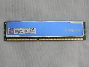 Kingston Hyper X Blu 1 x 2Gb total 2Gb DDR3-1600 KHX1600C9AD3B1/2G desktop