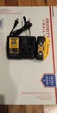 DeWalt Battery Dcb204 & Charger Combo Dcb115 - Dated 2019.