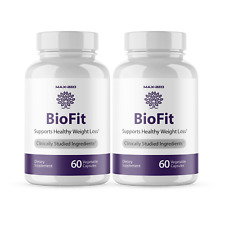 (2 Pack) BioFit Weight Loss Probiotic Supplement - Bio Fit  2 Month Supply