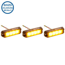 LED-Martin ® 3 módulo heckwarnsystem tras § 52 ABS. 11 StVZO para vehículos de uso