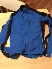 Core Gortex Jacket Cycling - Medium Blue