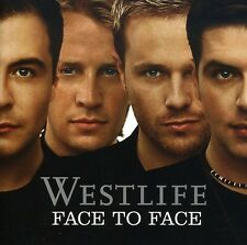 Face To Face - Westlife (2005, CD NEUF)