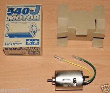 Tamiya 53689 540-J Motor (Johnson Silver Can), (TT01/TT02/DT02/DT03/DF02/DF03)