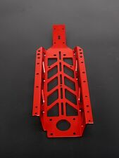 CNC Keel main frame chassis RED for 1/5 HPI BAJA 5B 5T 5SC SS RC CAR PARTS
