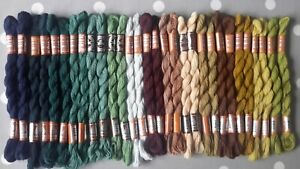 30 skeins DMC Medici Wools