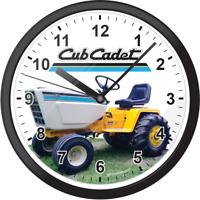 Cub Cadet Corporation MTD Wall Mounted Clock Clocks Featuring models 2072 1872