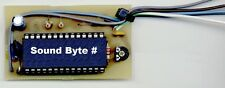 Sound Byte Player For CB Radio - A Noise Toy - Over 1600 Choices - ON SALE