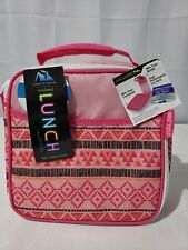 ARCTIC ZONE INSULATED THERMAL LUNCH BAG BOTTLE, ICE PACK, FOOD CONTAIN*FREE GIFT
