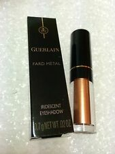 Guerlain Fard Metal Eyeshadow 01 Cuivre Ora Bnib iridescent
