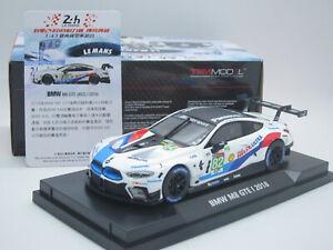 BMW M8 GTE 6.0L V8 #82 Monza 24h LeMans 2018 A.Farfus 1/43 TSM Model