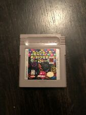 Bust a Move 2: Arcade Edition Nintendo GameBoy VERY GOOD COND Smoke Free WORKS