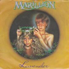 MARILLION - Lavender [Vinyl Single 7 Inch,1985] UK MARIL 4 Art-Rock *VG+