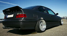 BMW E36 DuckTail Spoiler Drift