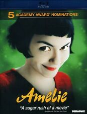 Amelie Blu-ray Region A Blu-Ray/Ws