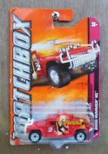 MATCHBOX CARS HUMMER H1 SEARCH & RESCUE 2012 issue