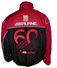 Renault-Alpine-Veste // Renault-Alpine-Jacket // Fan-Veste/Bleu-Rouge-Noir
