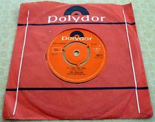 THE CREATION, IF I STAY TOO LONG, 1967 POLYDOR RECORDS 45 IN COMPANY BAG.