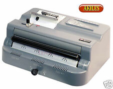 Akiles Finishcoil E1 Electric Coil Inserter With Crimper Finishacoil New