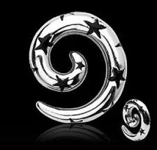 Edelstahl Expander Spirale / Sterne 8 mm HTSPR3-0