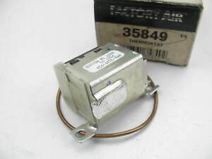 Factory Air 35849 A/C Clutch Cycle Switch - Temperature Switch