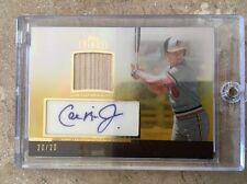 2011 Topps Tribute AUTO Relic Gold  #TAR-CR (20/20) - Cal Ripken - NM/MT