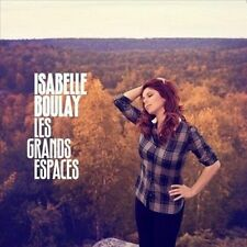 FREE US SHIP. on ANY 2 CDs! NEW CD Boulay, Isabelle: Grands Espaces Import