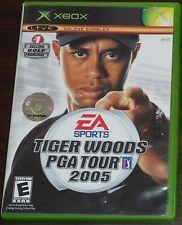 Xbox. Tiger Woods PGA Tour 2005 (NTSC USA/CAN)