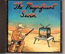 THE MAGNIFICENT SEVEN CD FAY LOVSKY HENNIE VRIENTEN