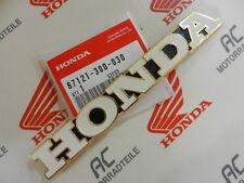 Honda CB 500 cuatro k2 Tank emblema Tank emblema fuel tank badge emblema cb500 SOHC