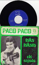 Paco Paco - Taka Takata