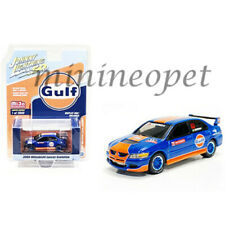 JOHNNY LIGHTNING JLCP7249 2004 MITSUBISHI LANCER EVOLUTION EVO 1/64 GULF RACING
