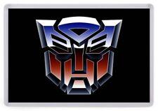 Transformers Autobot Logo Fridge Magnet (G1 80's Cartoon Style)